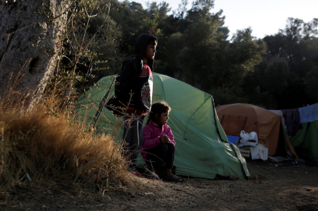 How this Greek island proves European migrant crisis isn't over