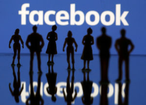 How Facebook's news feed can be fooled into spreading misinformation. Image by REUTERS/Dado Ruvic