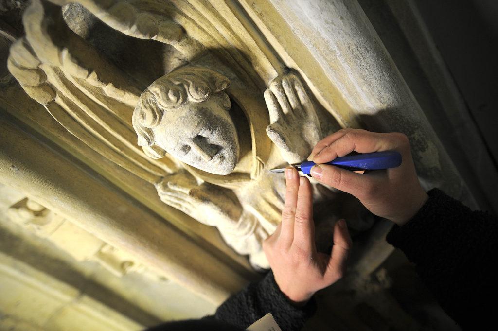British artisans preach patience for France's Notre Dame restoration