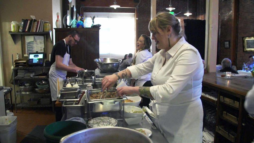 How mental health checks may help restaurant workers temper destructive stress