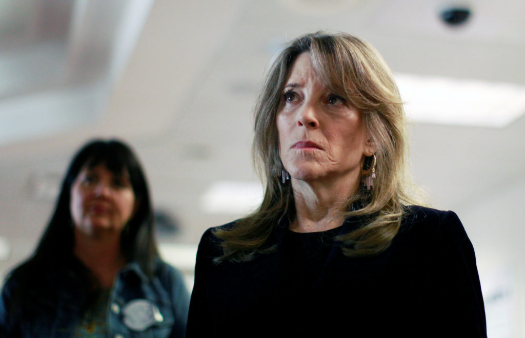What does Marianne Williamson believe? Where the candidate stands on 8 issues