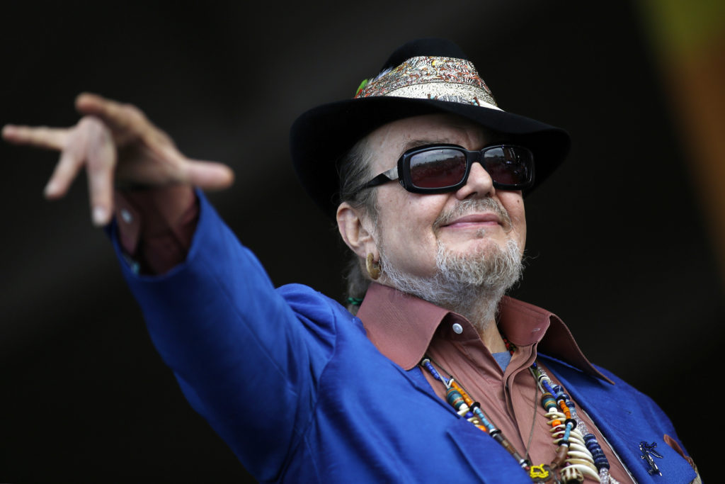 Dr. John, funky New Orleans musician, dies at 77