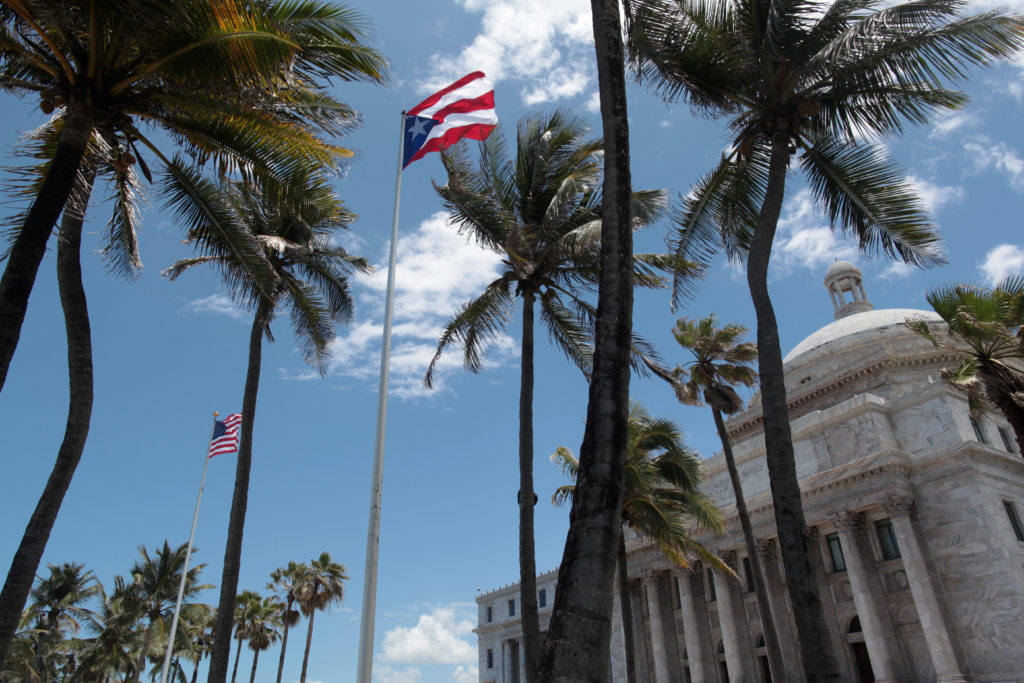 High court takes case involving Puerto Rico financial crisis