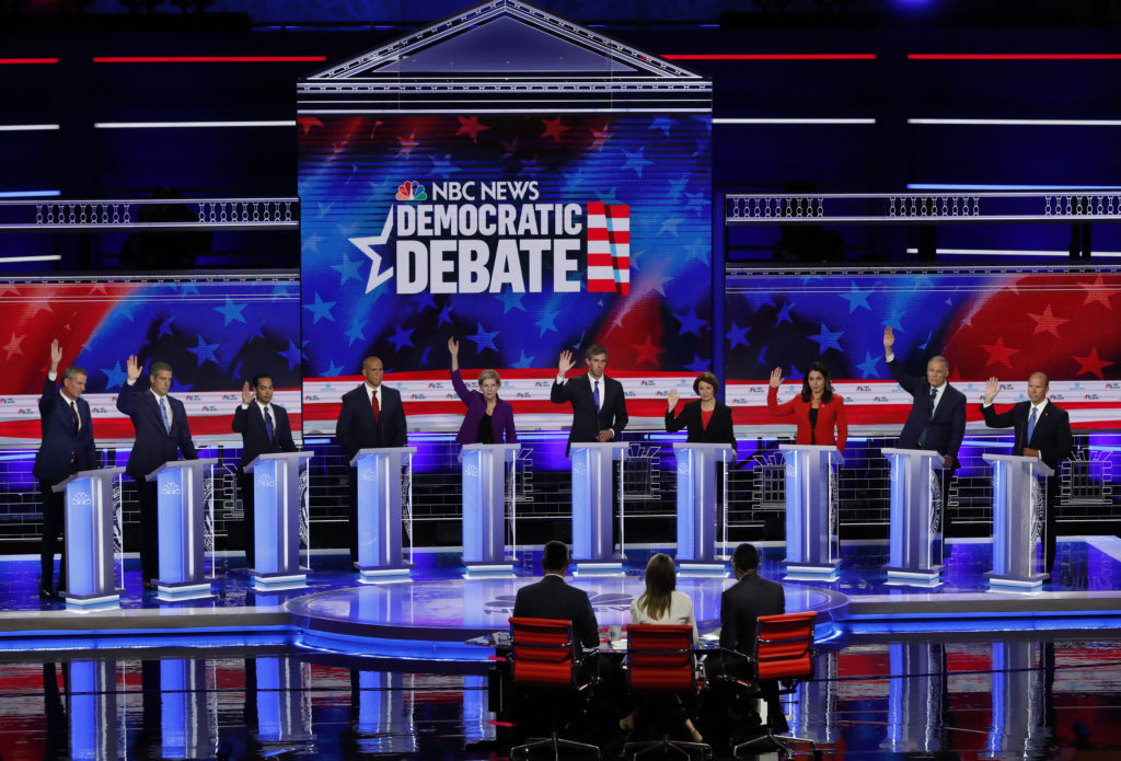 Pbs Schedule 2020 Fact check: Night 1 of the 2020 Democratic presidential debate