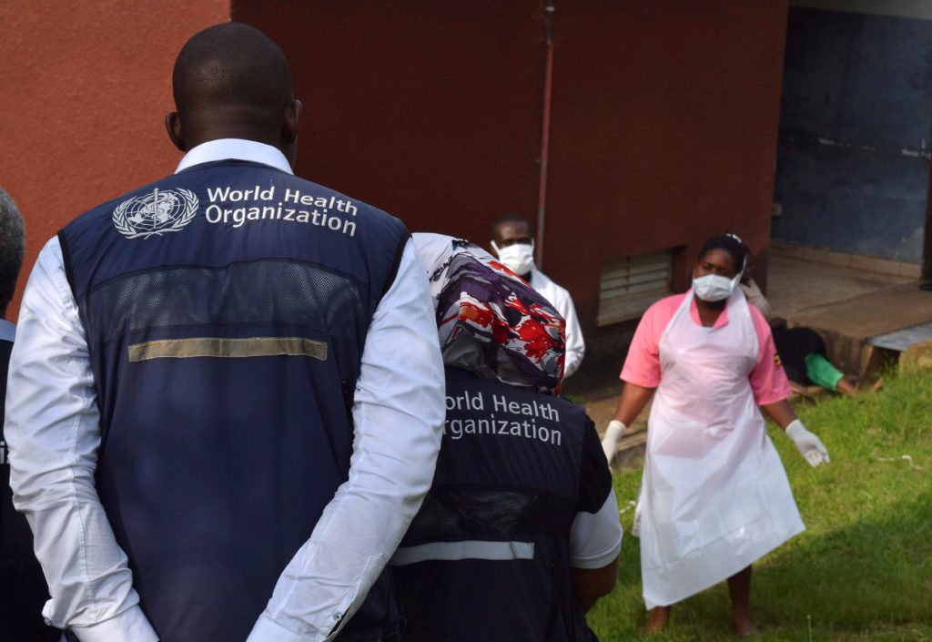 Woman admitted to Kericho hospital has no Ebola, tests show