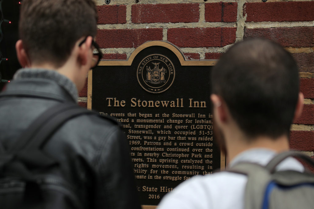 Why the Stonewall Riots represented a 'sea change' for LGBTQ rights