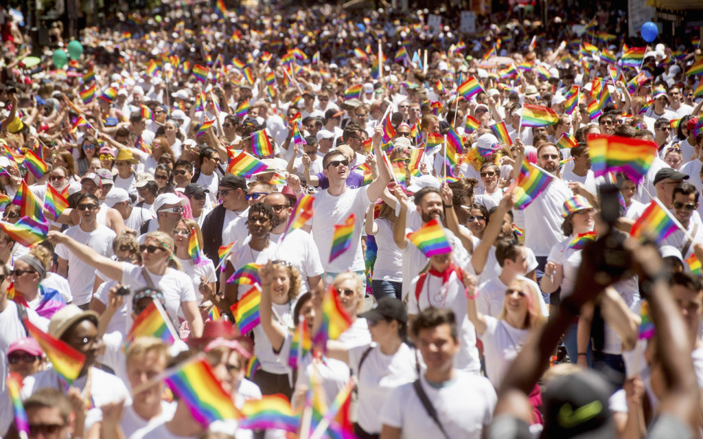 50 years after Stonewall, why so many LGBTQ people are 'still grieving'