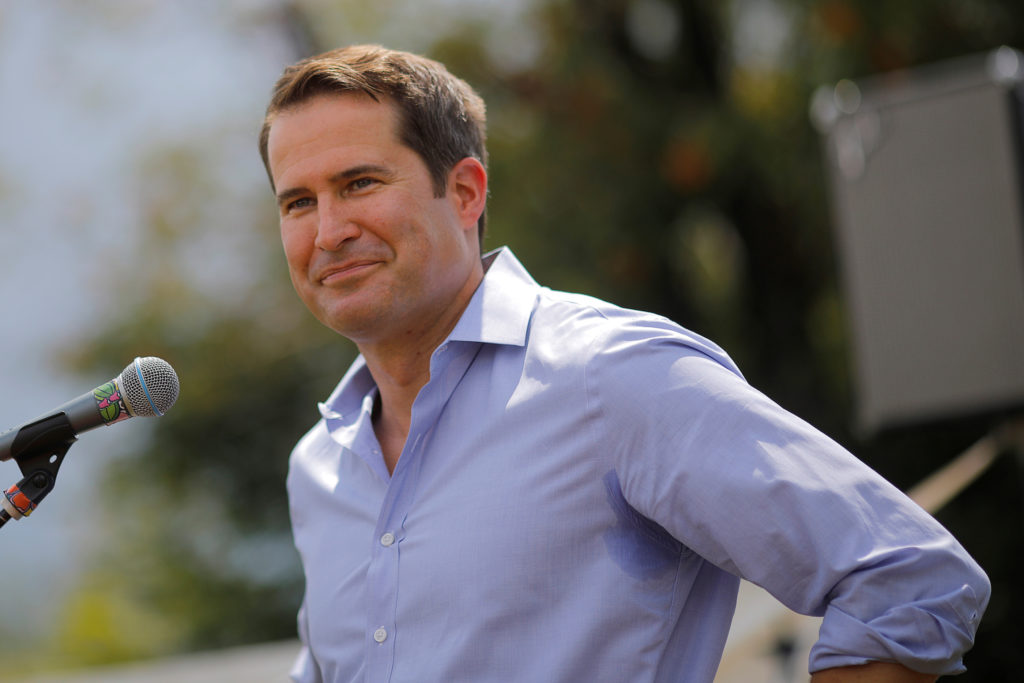 Why Seth Moulton thinks impeachment is the right thing to do