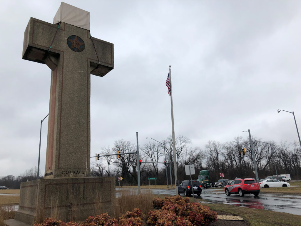 Supreme Court says cross-shaped memorial can stay on public land in Maryland