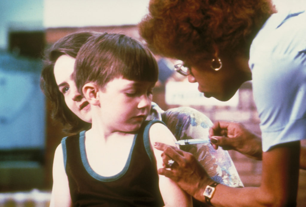 How bad is the measles comeback? Here's 70 years of data