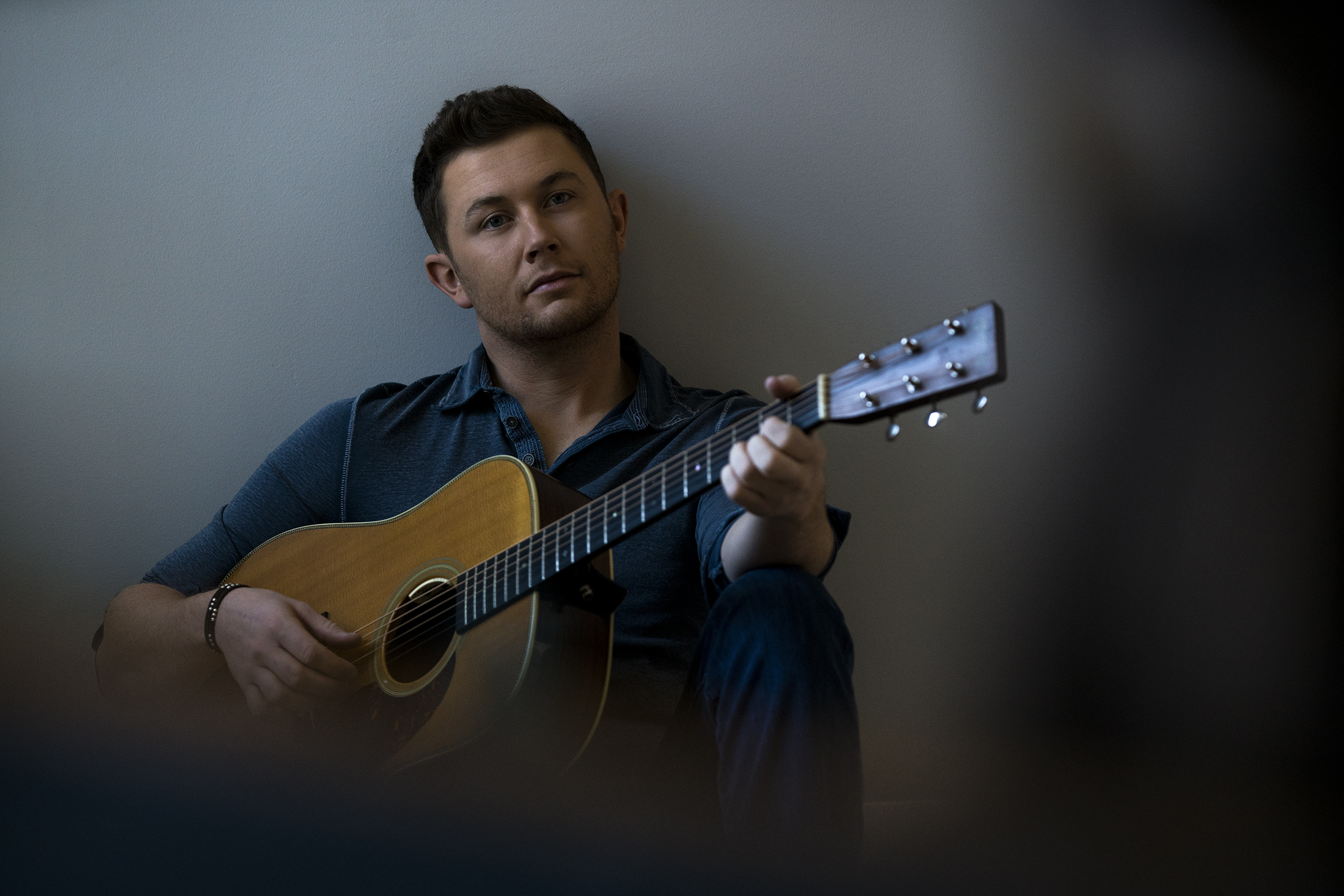 "Now 25 years old, McCreery said he's comfortable being ""in between."" Photo by Jeff Ray"