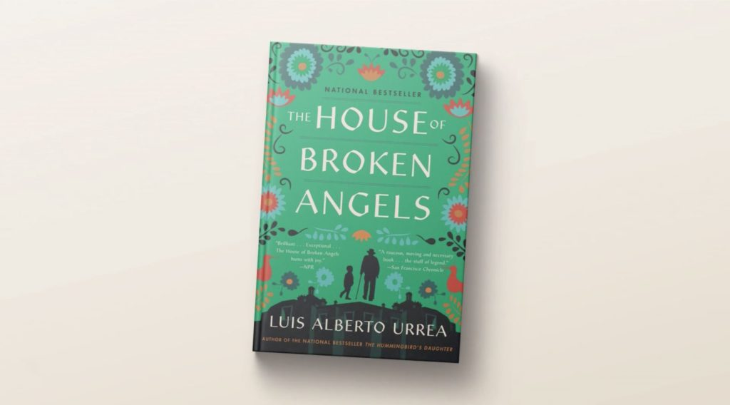 Discussion questions for 'The House of Broken Angels'