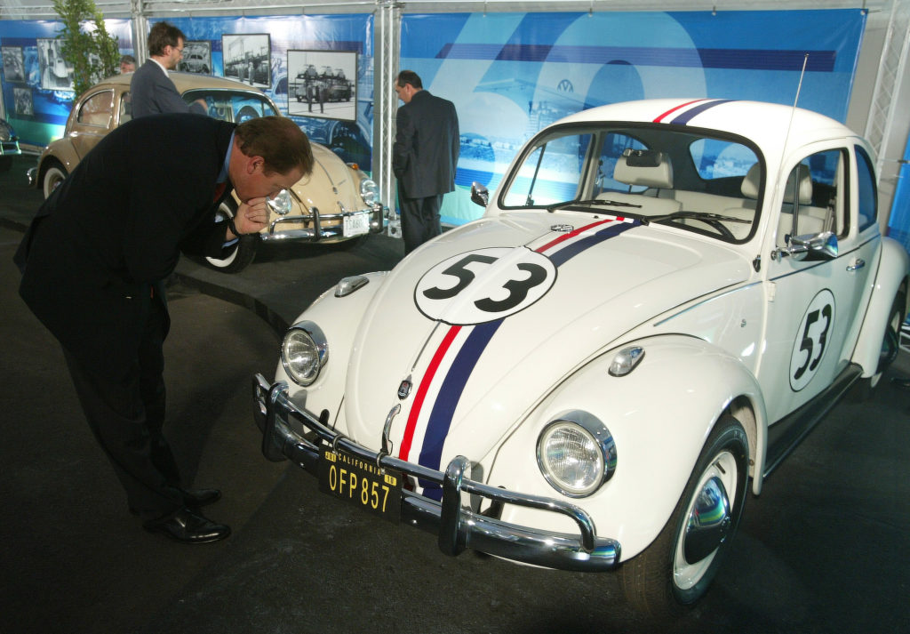 Volkswagen's last Beetle to leave the factory this week