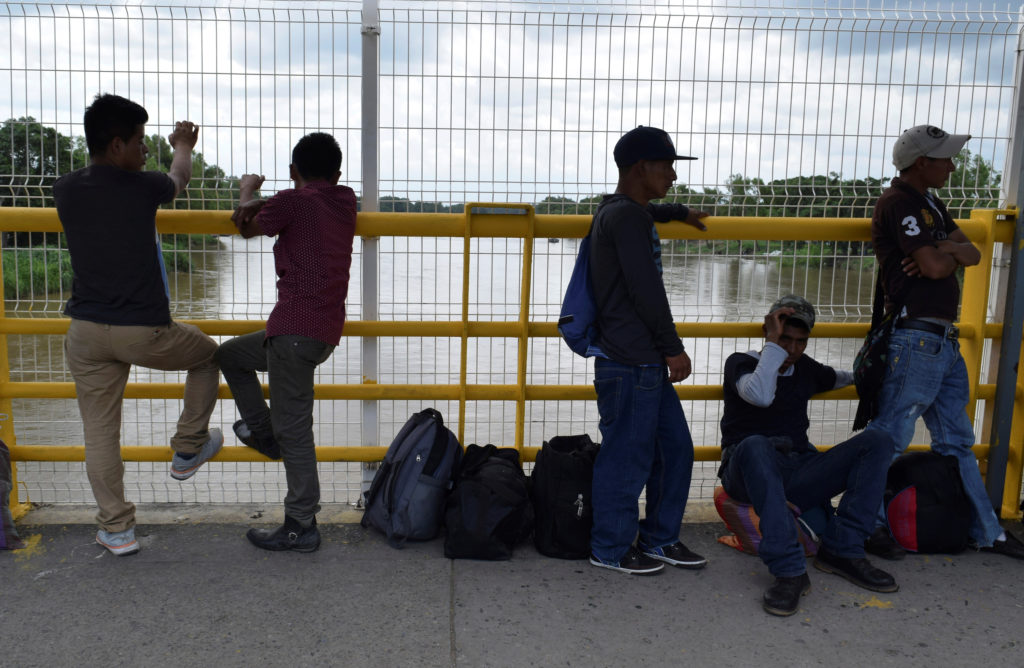 Confusion and fear reign on Mexico border with new U.S. policy