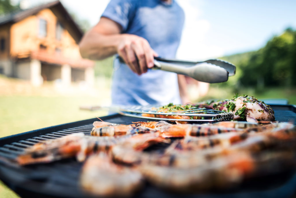 Food poisoning is a bad side dish for your summer barbecue