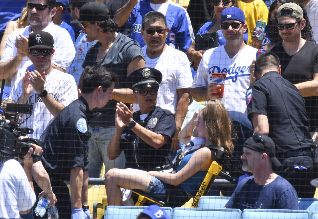 Why it's 'staggering' that baseball hasn't done more to protect fans from foul balls
