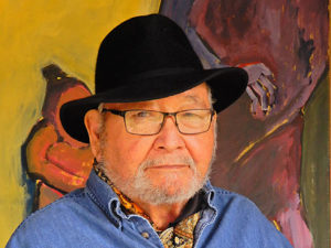 Poet and essayist N. Scott Momaday