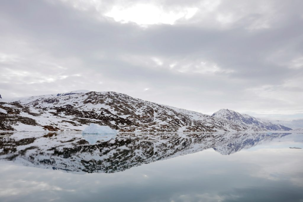 As temperatures soar, a 'heat dome' is coming to the Arctic