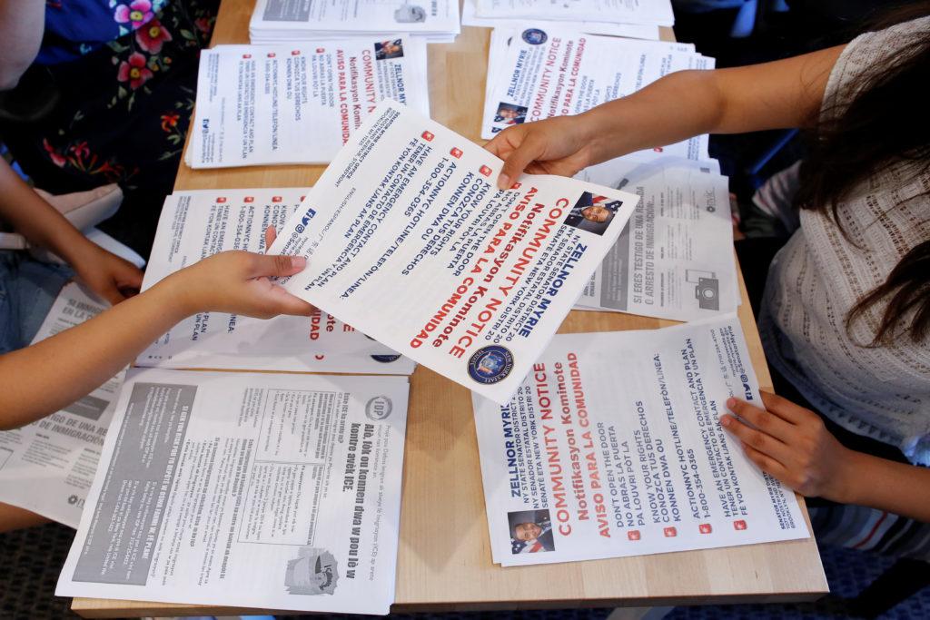 Threat of immigration raids brings fears across U.S.