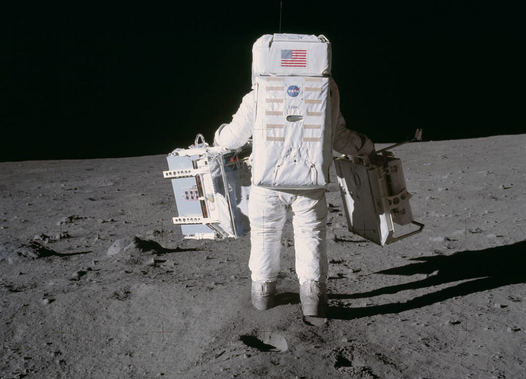 Apollo landing footage would have been impossible to fake. A film expert explains why.