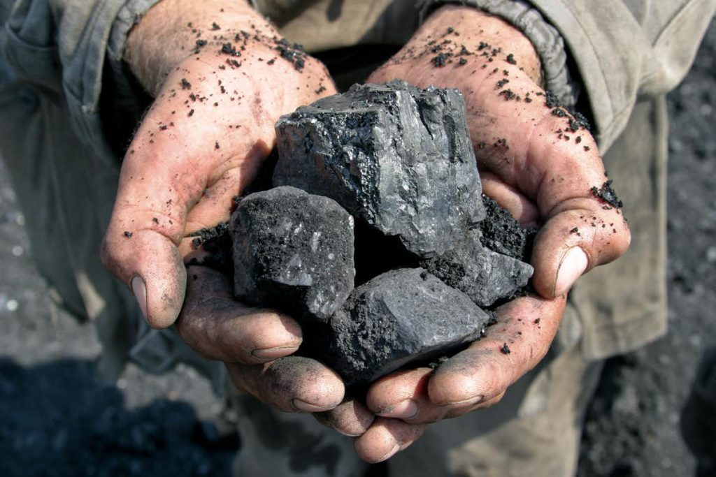Coal was among the products the Founding Fathers placed a tariff on.  Photo by Vyacheslav Svetlichnyy/Shutterstock.com