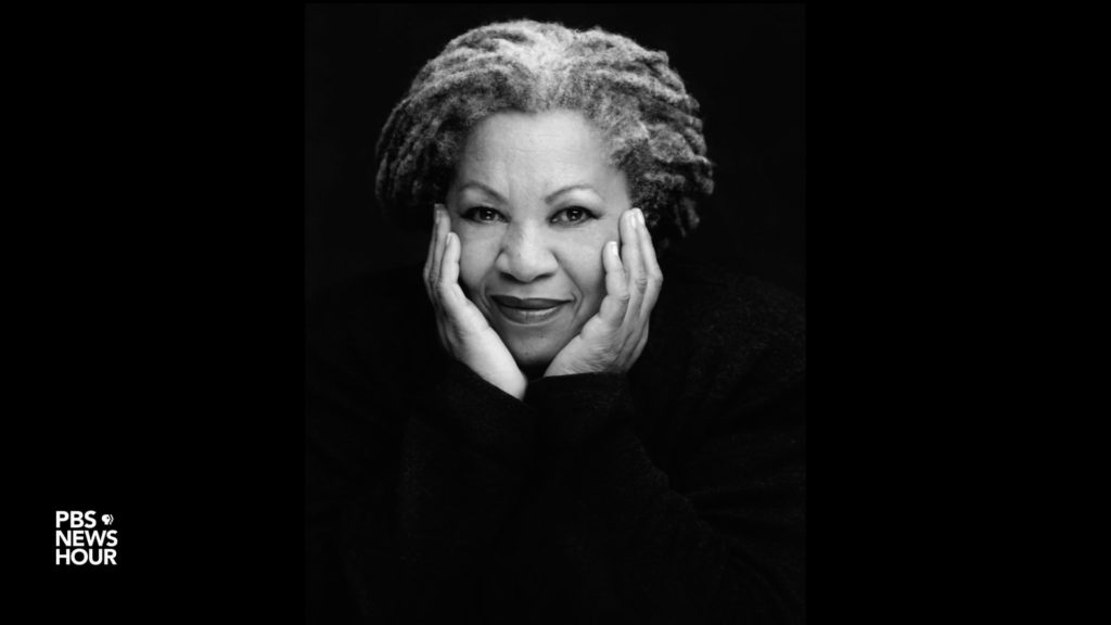New documentary presents Toni Morrison in her own words