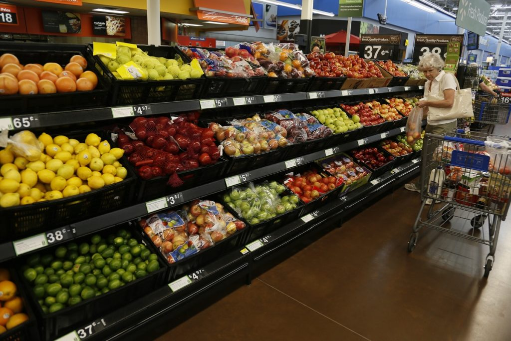 Americans waste up to 40 percent of the food they produce