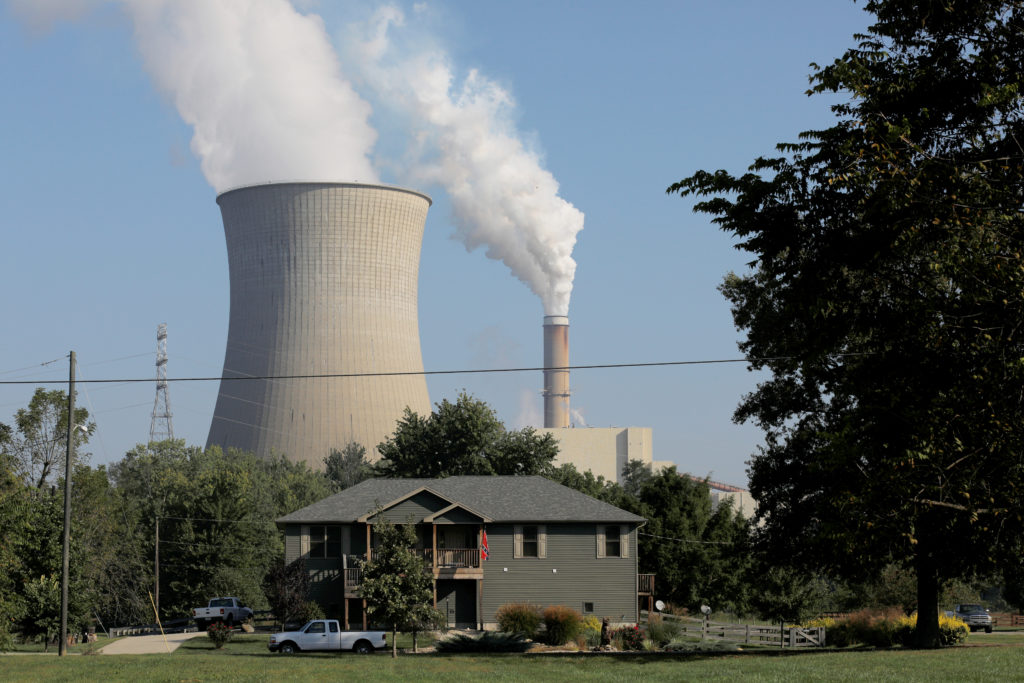 22 states sue the Trump administration over coal-fired power plant rules