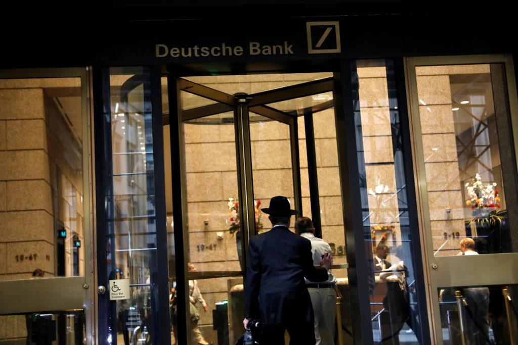 Deutsche Bank reveals it has tax returns sought in Trump
