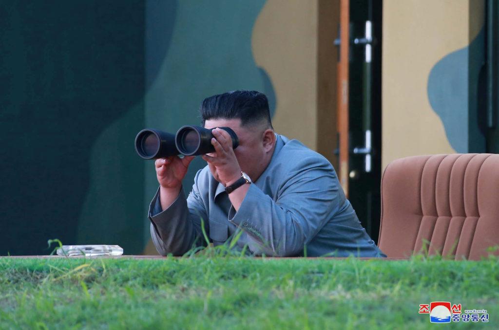 Kim Jong Un expresses 'great satisfaction' over recent weapons tests