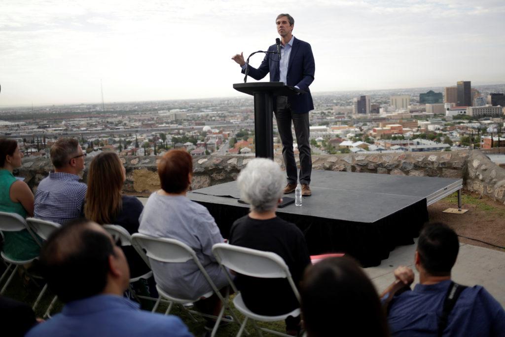 O'Rourke restarts presidential campaign after El Paso shooting