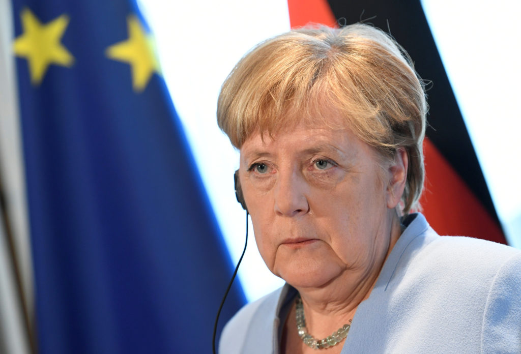 Merkel calls for EU-wide climate neutrality by 2050