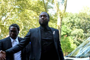 Rapper Meek Mill arrives for a hearing at court in Philadelphia, Pennsylvania, U.S., July 16, 2019. Photo by: Bastiaan Slabbers/File Photo/Reuters