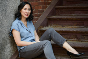 Author Celeste Ng. Credit: Kevin Day Photography
