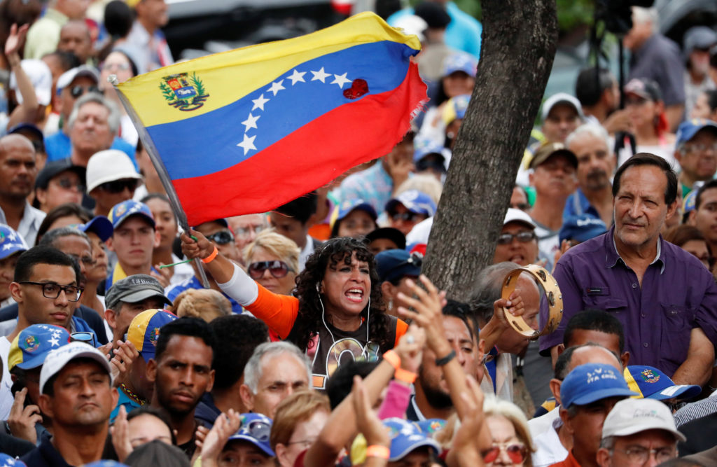 Why Guaido official believes regime change in Venezuela is non-negotiable