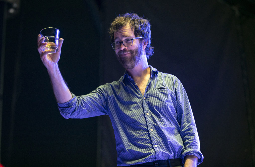 Ben Folds cultivates his nerdiness, 'all in the key of awkward'