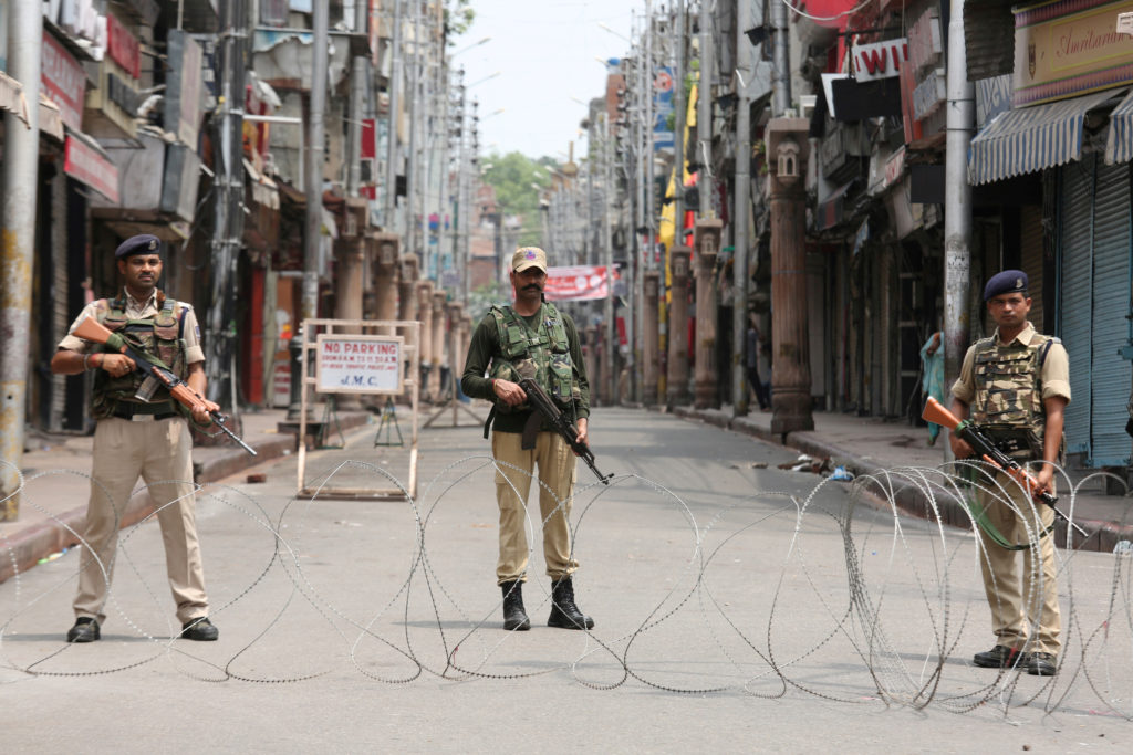 How people of Kashmir are reacting to India's crackdown