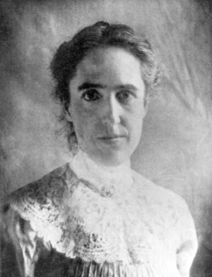 Henrietta Leavitt, astronomer. Image courtesy of AAVSO