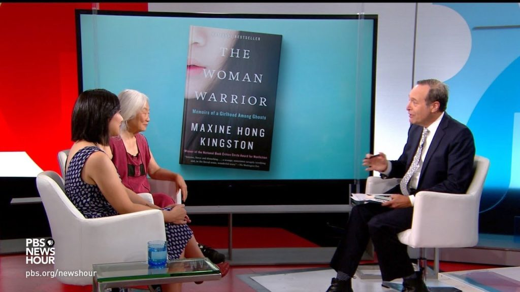 Celeste Ng and Maxine Hong Kingston answer your questions about 'The Woman Warrior'
