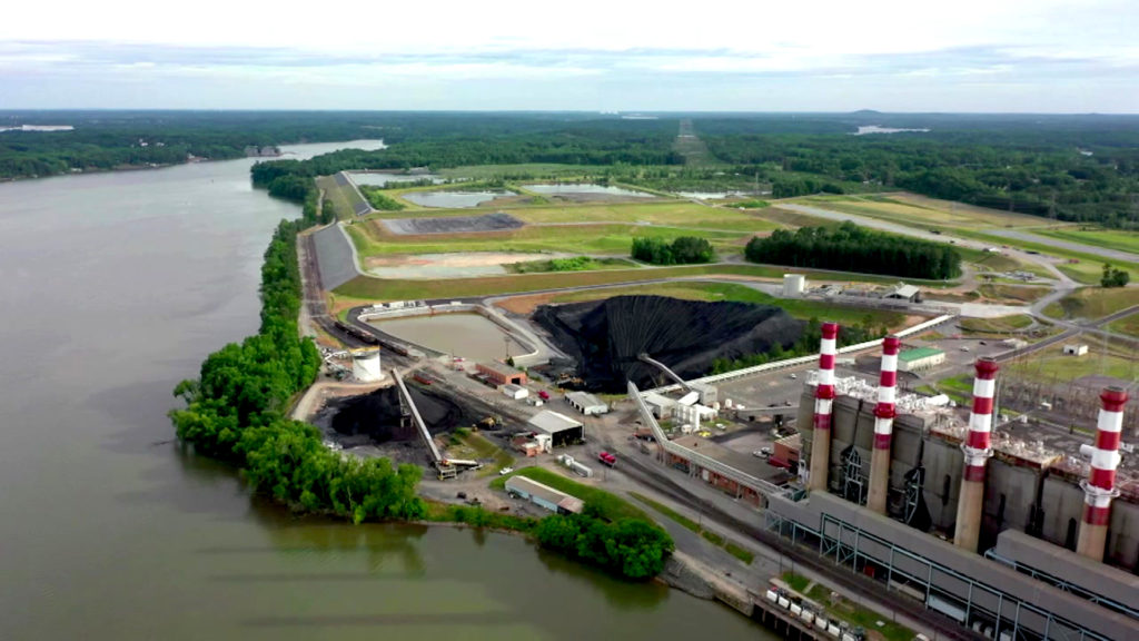 The danger of coal ash, the toxic dust the fossil fuel leaves behind