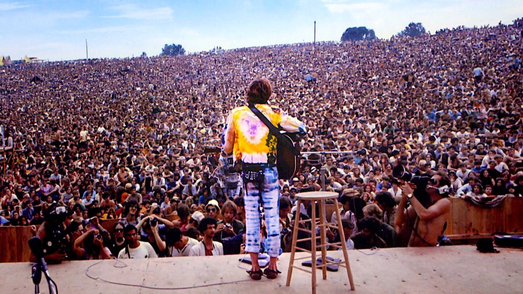 What Woodstock taught us about protest in a time of polarization