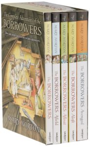 """The Complete Adventures of the Borrowers"" by Mary Norton. Credit: HMH Books for Young Readers"