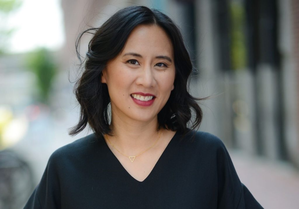 Why this description of the Chinese-American experience resonates with Celeste Ng