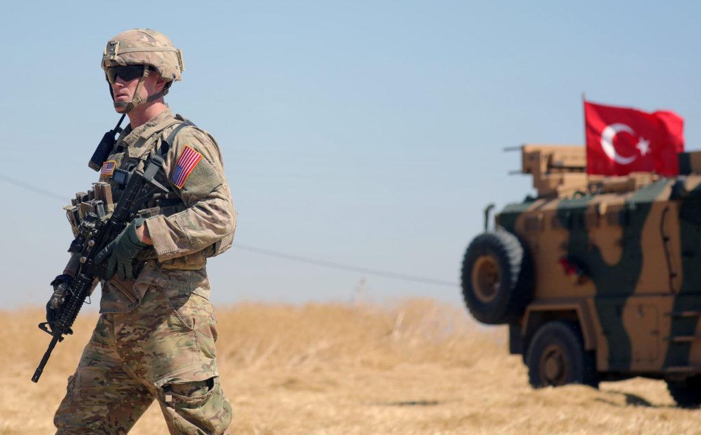 Turkey accuses U.S. of stalling on Syria 'safe zone' plans