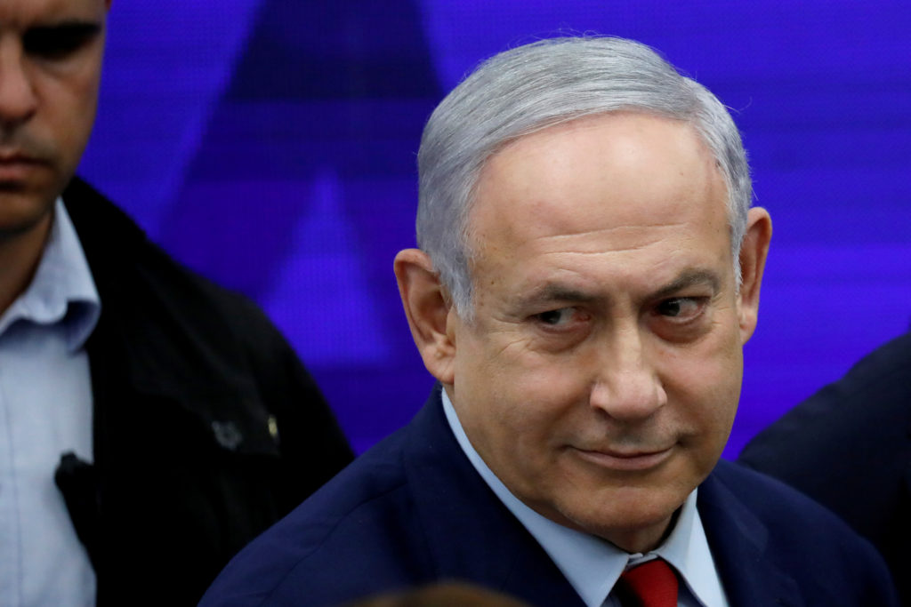 Israel's Benjamin Netanyahu formally indicted on bribery, fraud