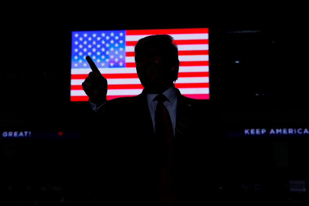 Trump promotes false video of Rep. Omar