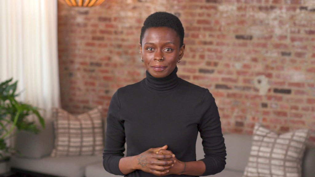 Toyin Ojih Odutola on connecting with others through portraiture
