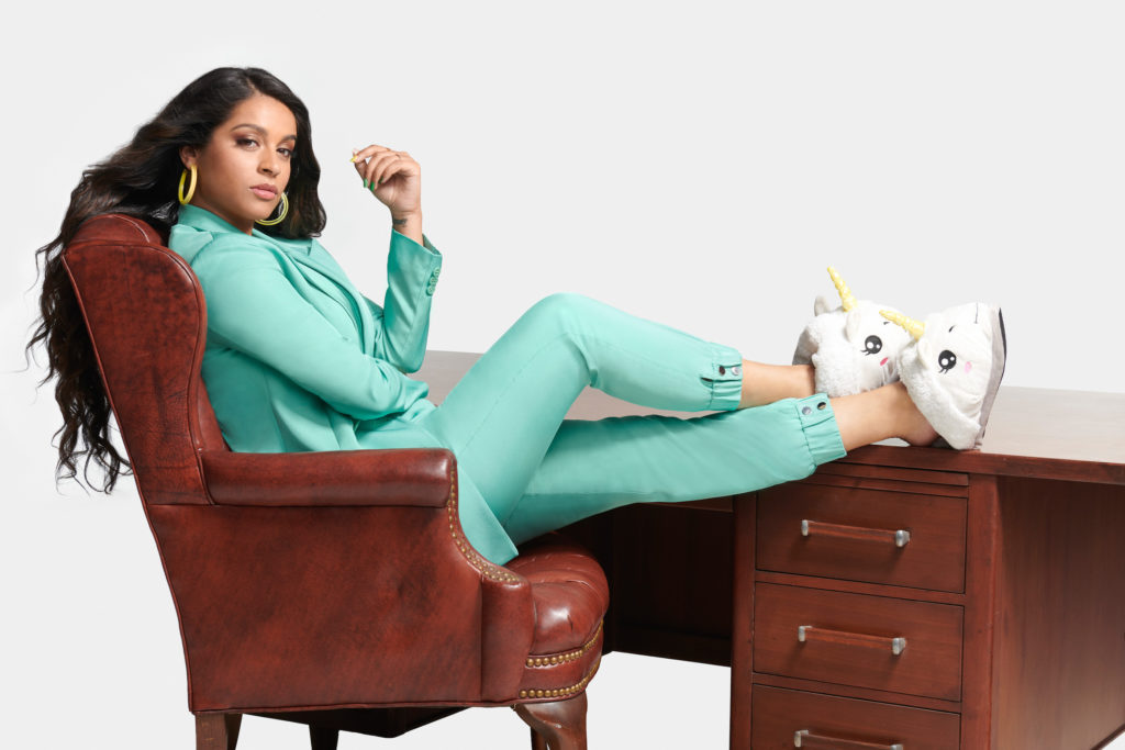 How Lilly Singh is making late-night TV history