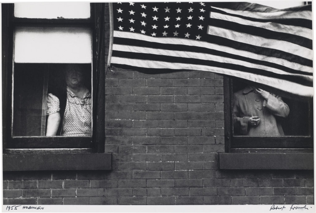 © Robert Frank, from The Americans Courtesy: National Gallery of Art