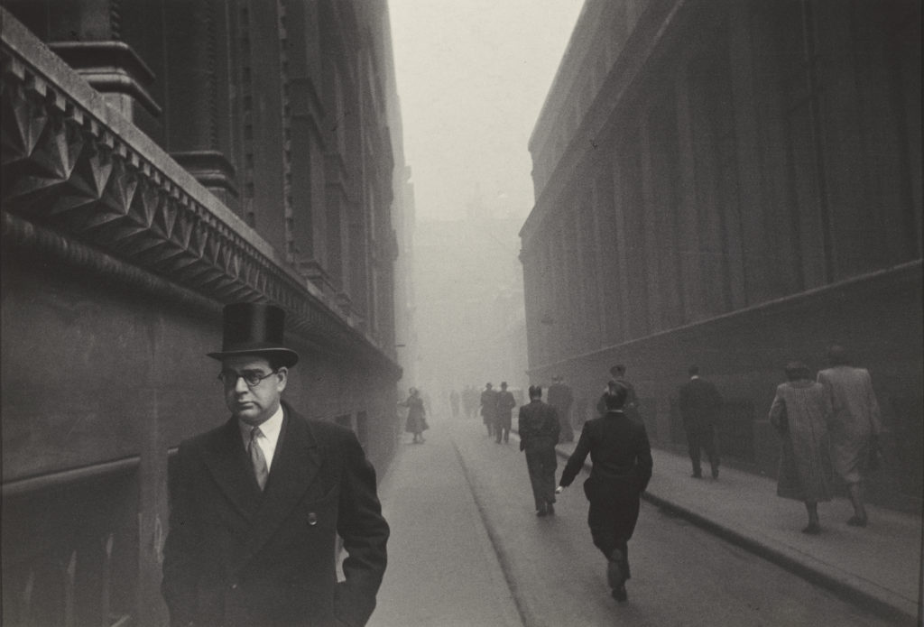 The City of London by Robert Frank Courtesy: National Gallery of Art